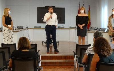 S'incorporen les 7 primeres treballadores del Programa d'Integració de Xàtiva