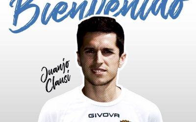 L'Olímpic signa a Juanjo Clausi