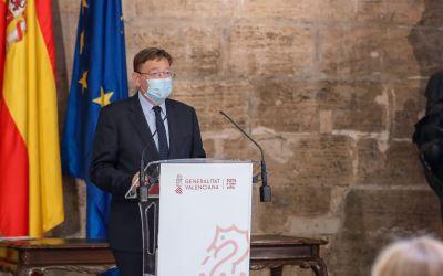 """Ximo Puig destaca que el Bo-Viatge Comunitat Valenciana"""" estimularà el consum de les famílies valencianes"""