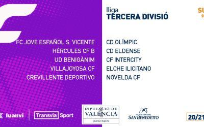 El CD Olímpic començarà la lliga al Enrique Miralles de Crevillent