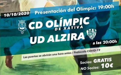 El CD Olímpic ultima la incorporació d'un porter abans de la presentació