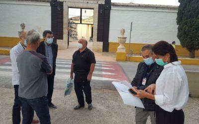 L'Ajuntament de Xàtiva prepara un dispositiu especial amb motiu del Dia de Tots Sants