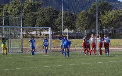 L'amateur femení del Ciutat de Xàtiva comença la lliga amb derrota