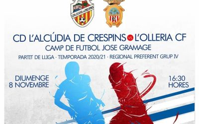 El CD L'Alcúdia de Crespins espera estrenar-se aquesta jornada