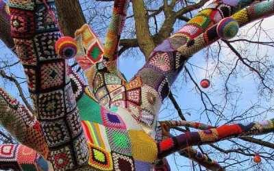 La Llosa de Ranes es vesteix de morat per a commemorar el 25N