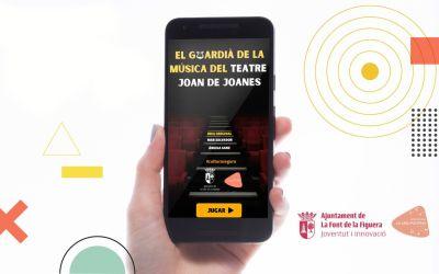 """La Font de la Figuera presenta el joc """"El Guardià de la Música del Teatre Joan de Joanes"""""""