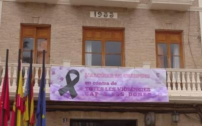 L'Alcúdia de Crespins commemora el Dia per a Combatre la Violència contra les Dones