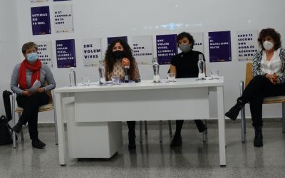 Xàtiva presenta el vídeo i les activitats programades de cara a la commemoració del 25 de novembre