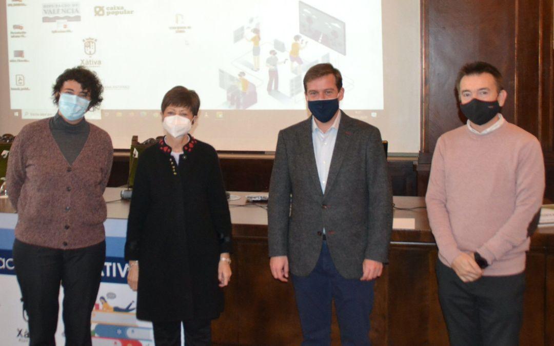 La Universitat Estacional de Xàtiva aborda el desenvolupament sostenible i l'aplicació de la realitat virtual en destins culturals