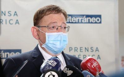 Ximo Puig anuncia que el tancament perimetral es prolonga fins al 20 de novembre