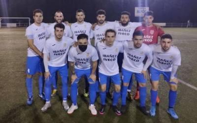 El CD L'Alcúdia de Crespins s'emporta el derbi comarcal amb un gol al descompte