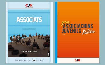 """El CJX presenta la revista """"Associats 2020"""""""