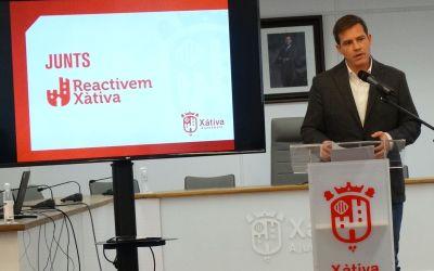 Xàtiva rep una subvenció de 300.000 euros per part de la Conselleria d'Economia