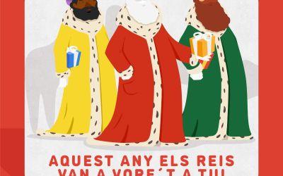 L'Ajuntament de Xàtiva detalla el recorregut dels Reis d'Orient per la ciutat