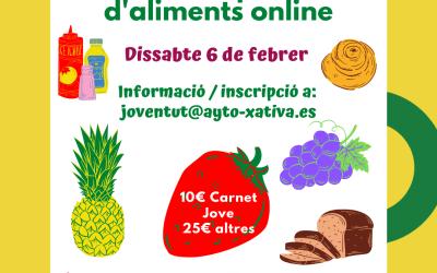 Nou curs de Manipulador d'Aliments a Xàtiva