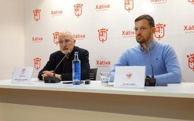Xàtiva anuncia la renovació del conveni amb Insvacor per a la continuïtat del programa de rehabilitació cardíaca