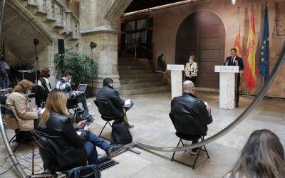 Ximo Puig anuncia les noves mesures autonòmiques per fer front a la COVID-19