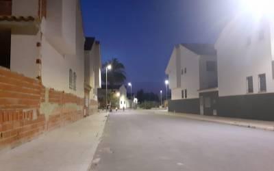 L'Ajuntament de Xàtiva finalitza les intervencions de canvi de lluminàries a les pedanies i diferents trams de la ciutat