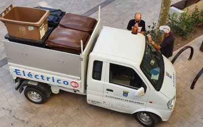 La Diputació concedix un milió d'euros per a la compra de vehicles elèctrics i punts de recàrrega municipals