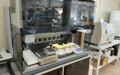 L'Hospital Lluís Alcanyís compta amb un nou equip per a la realització de determinacions PCR