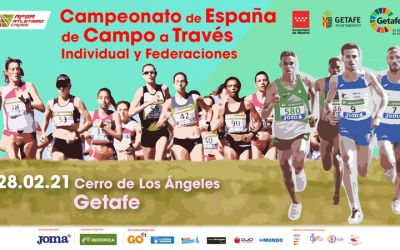 Maria Ureña disputa el Campionat d'Espanya de Camp a Través