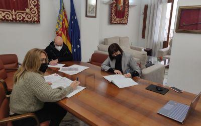 La Diputació de València invertirà 3 milions d'euros en millorar la carretera CV-598 entre Canals i Montesa