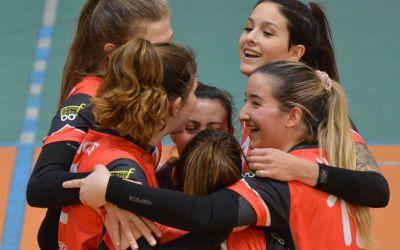 Familycash Xàtiva Voleibol masculí aconsegueix un punt contra el Servigroup Benidorm