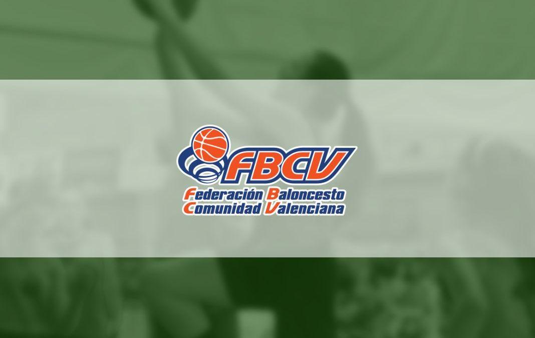 La FBCV adapta els seus sistemes de competició amb la represa parcial de l'activitat