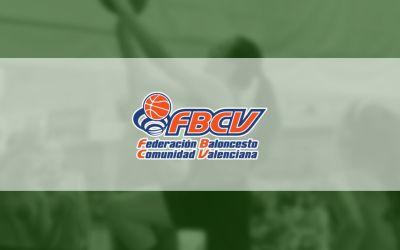 La FBCV aposta per reprendre les seues competicions l'11 d'abril