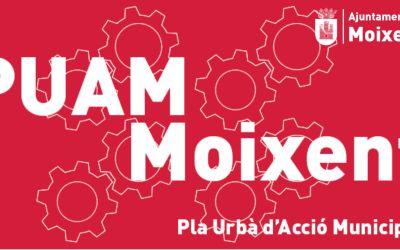 L'Ajuntament de Moixent inicia l'elaboració del Pla Urbà d'Actuació Municipal