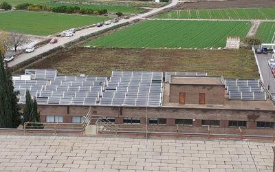 L'Hospital Lluís Alcanyís de Xàtiva mesura les seues emissions de CO₂ per a mitigar el seu impacte ambiental