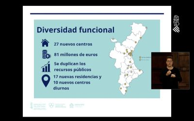 La Generalitat emmarca el futur Centre de Dia comarcal de Xàtiva en el seu Pla d'Infraestructures de Serveis Socials