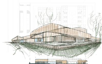 Xàtiva presenta el nou projecte del col·legi Pla de la Mesquita