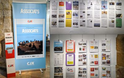 """El CJX organitza l'exposició de la revista """"Associats 2020"""" a la Casa de la Joventut"""