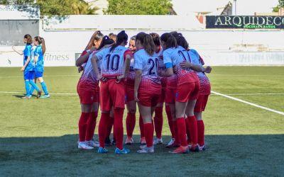 L'Infantil-Cadet femení del Ciutat de Xàtiva conclou la primera fase en el més alt de la classificació