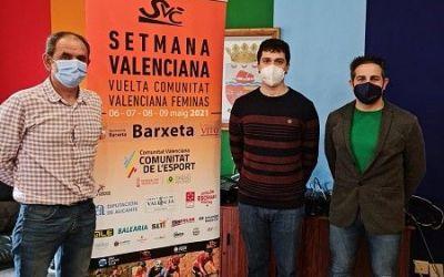 Barxeta acollirà l'eixida de la V Setmana Valenciana – Volta CV Dones