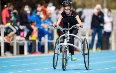 ASPROMIVISE i el Comité Paralímpic organitzen unes jornades de captació d'atletes