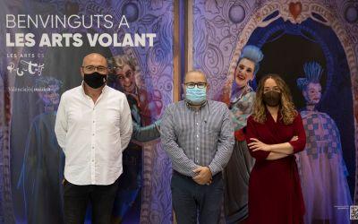 'Les Arts Volant' inicia la seua cinquena gira per la província de València