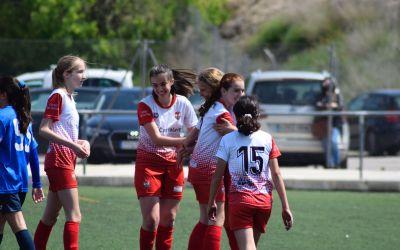 L'Infantil-Cadet femení del CDX es proclama campió de lliga