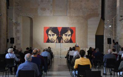 """L'exposició col·lectiva """"Vint-i-cinc vacances a Ovidi Montllor"""" arriba a Xàtiva"""