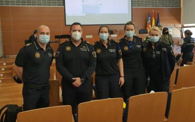 La Policia Local de l'Alcúdia de Crespins participa en el I Curs sobre Prostitució i Explotació de la Comunitat