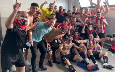 El CD Acero aconsegueix la permanència en Tercera Divisió