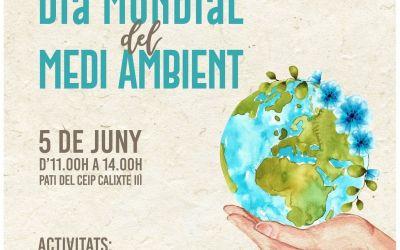 L'Ajuntament de Canals s'uneix a la celebració del dia mundial del medi ambient