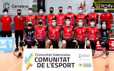 Els juvenils masculí i femení del Familycash Xàtiva Voleibol se situen entre els millors equips nacionals