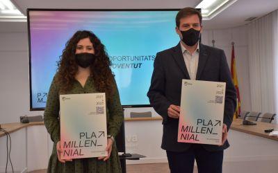 """L'Ajuntament de Xàtiva aprova la concessió de cinc beques per al """"Programa Experiència"""" del Pla Millenial"""