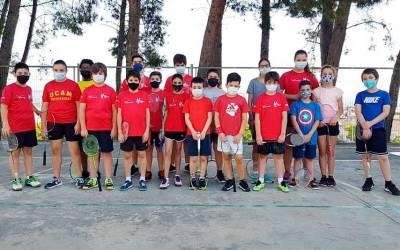 L'Escola Esportiva Municipal de Bàdminton de Xàtiva celebra el seu torneig de clausura de la temproada 2020-21
