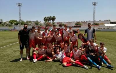 L'Infantil A del CDX es classifica per a la Copa de Campions