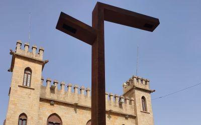 L'Ajuntament de Xàtiva canvia l'enllumenat de la plaça d'armes del Castell