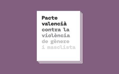 L'Ajuntament de Canals s'adhereix al Pacte Valencià contra la Violència de Gènere