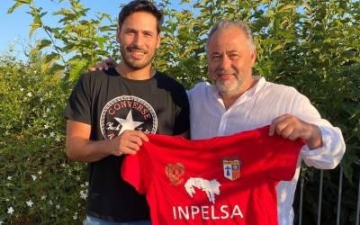 Pepe Gras renova amb la UD Canals